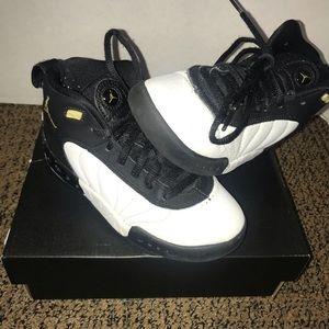 Boy's Jordan Jumpman Pro sneakers